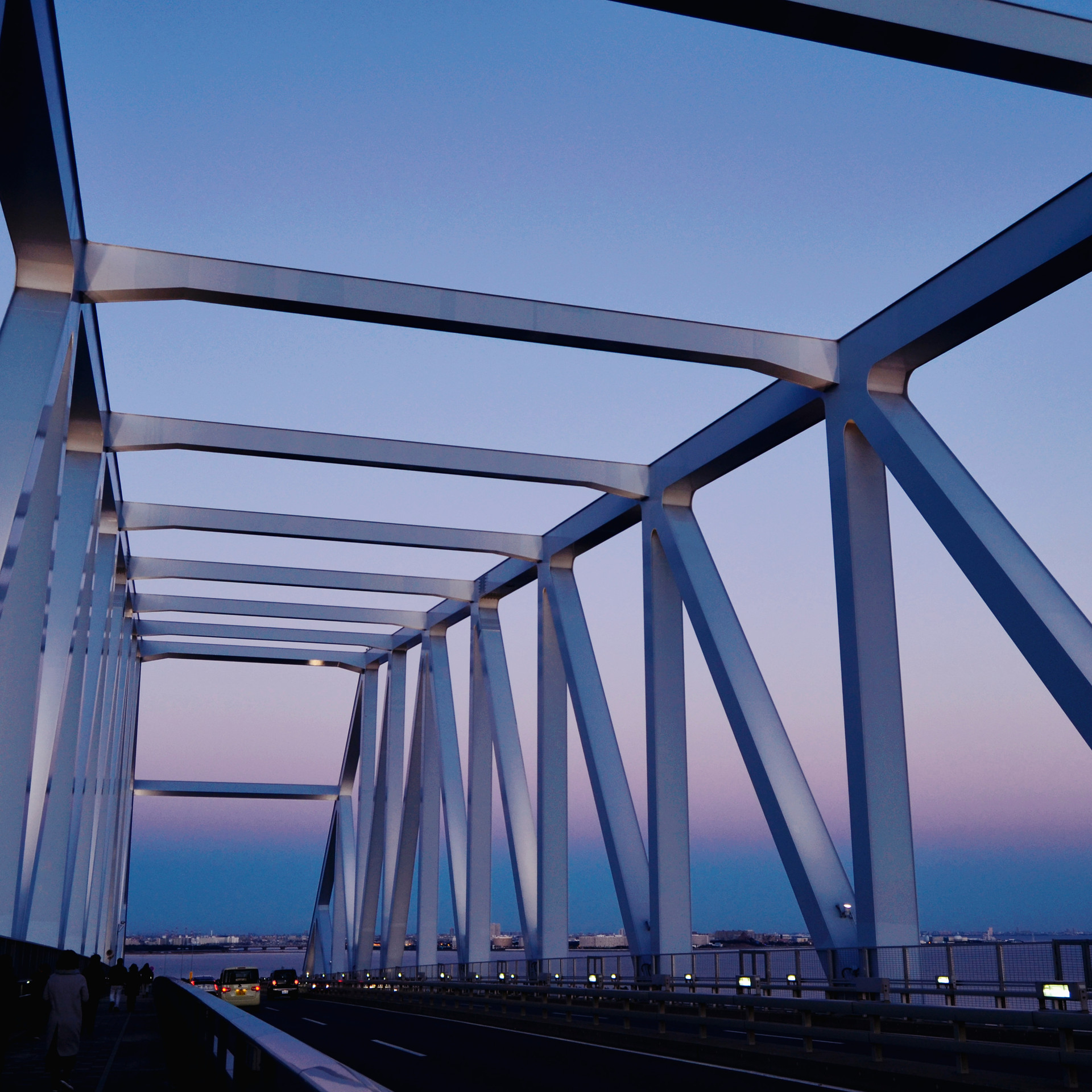 Tokyo Gate Bridge.