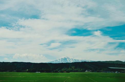 Mount Chokai, Yamagata Prefecture