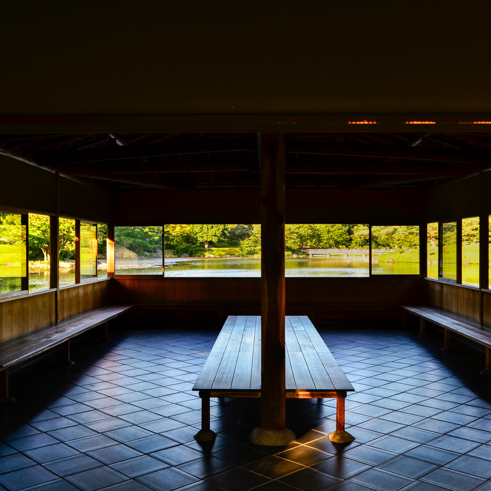 Showa Memorial Park, Tachikawa.
