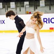 Maria Golubtsova / Kirill Belobrov performing their free dance at the ISU Junior Grand Prix Riga Cup 2019.
