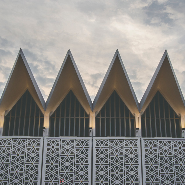 National Mosque of Malaysia.