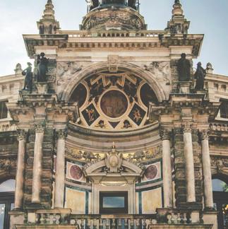 Semperoper Dresden.