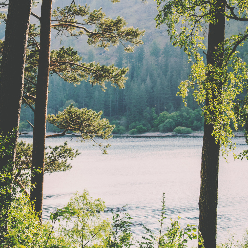 Thirlmere, Lake District National Park