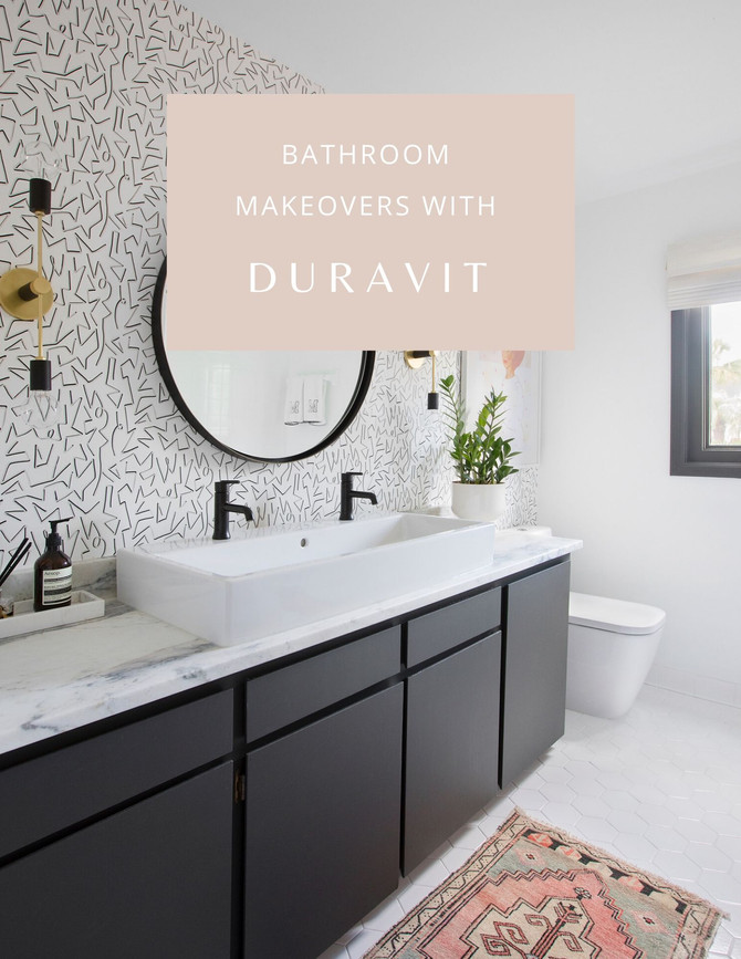 Bathroom Makeovers with Duravit