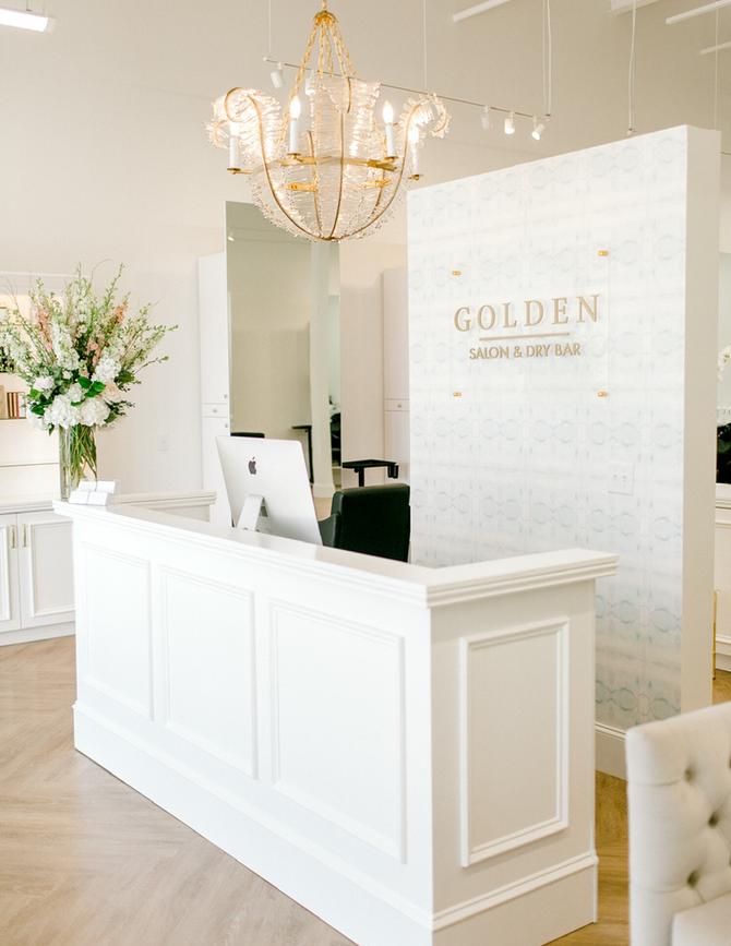 Golden Salon Project