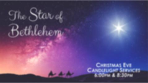 2018-12-24 Christmas Candlelight Service