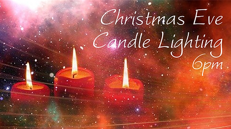 2020-12-24 Christmas Eve Candle Lighting