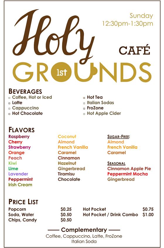 Holy Grounds Cafe Menu 2019.12.png