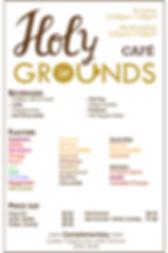 Holy Grounds Cafe Fall 2019 Menu.png