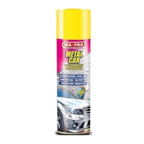 METAL CAR (spray) 500 ML защитная полироль для ЛКП
