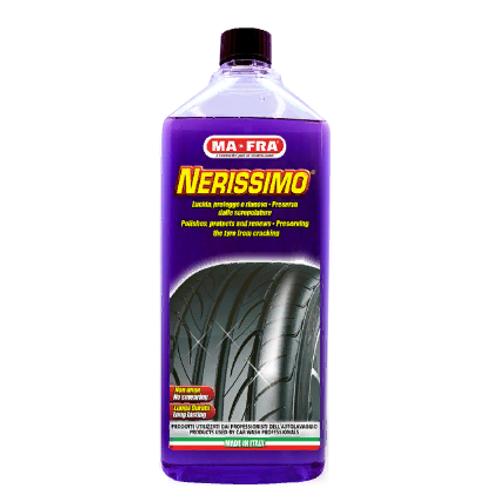 NERISSIMO 1000 ML Защитный обновляющий состав для шин. Концентрат