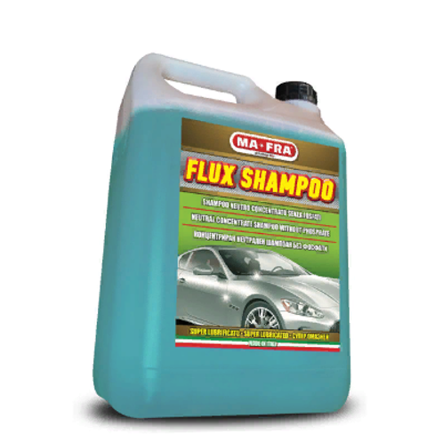FLUX SHAMPOO 4500 ML Шампунь для ручной мойки