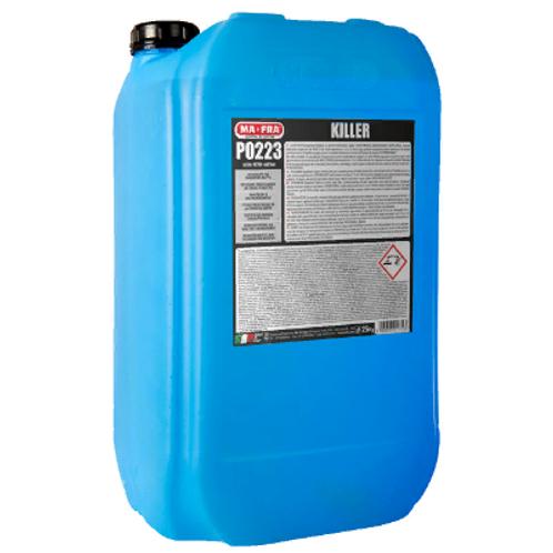 KILLER 25 KG Очиститель для удаления следов насекомых с автомобилей.