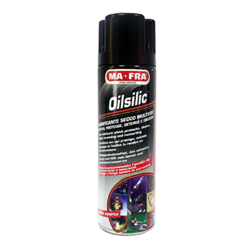 OIL SILIC SPRAY 500 ML