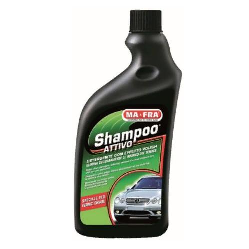 SHAMPOO ATTIVO 750 ML / шампунь для ручной мойки с полирующим эффектом