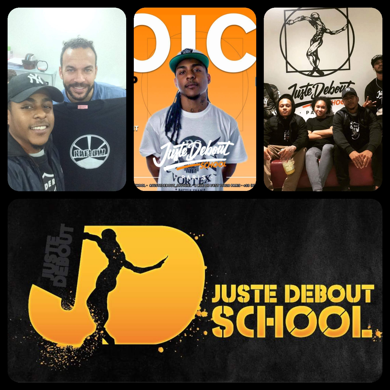 Juste Debout School