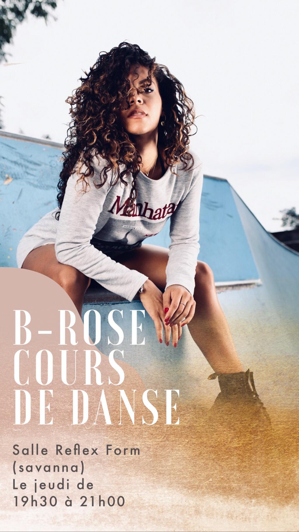 B-Rose Cours de danse