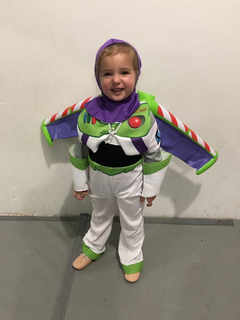 Such fun costumes!