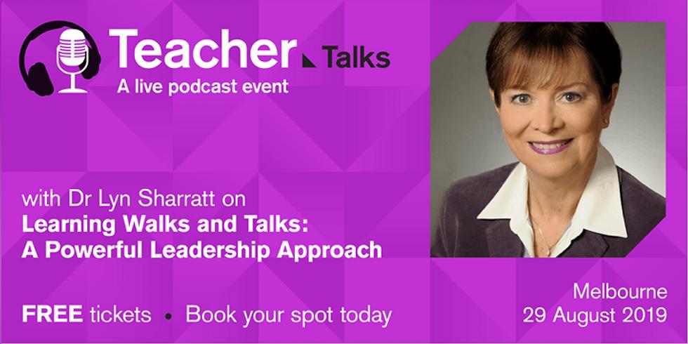 Learning Walks and Talks: A Powerful Leadership Approach