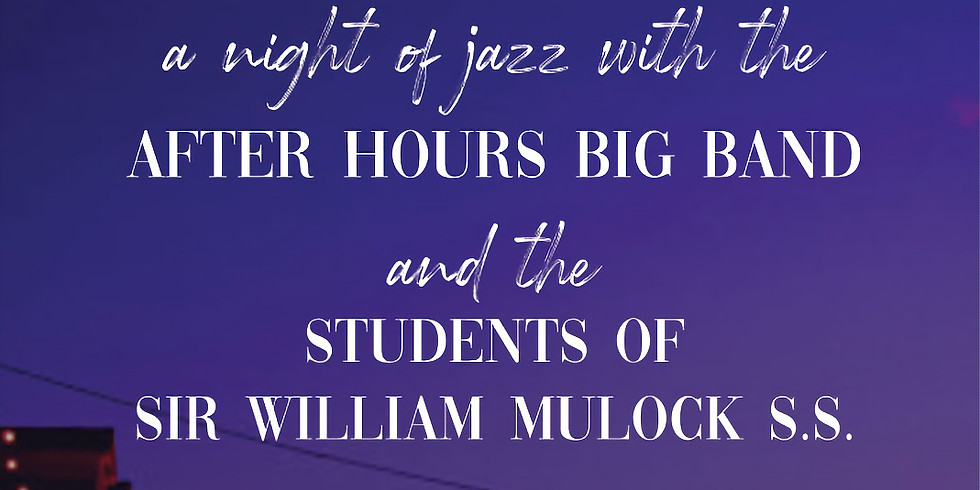 Mulock Secondary School Jazz Collaboration