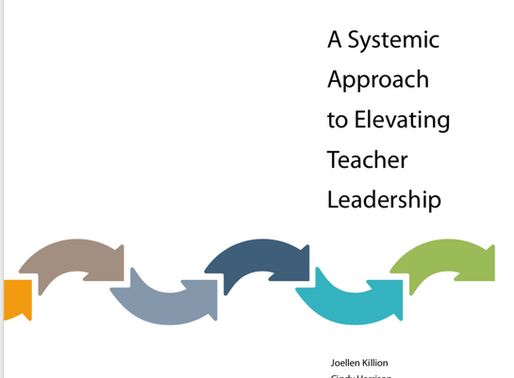 A Systemic Approach to Elevating Teacher Leadership