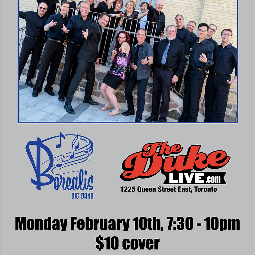 Borealis at The Duke Live