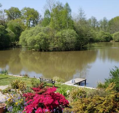 Gardens at Les Gravelles
