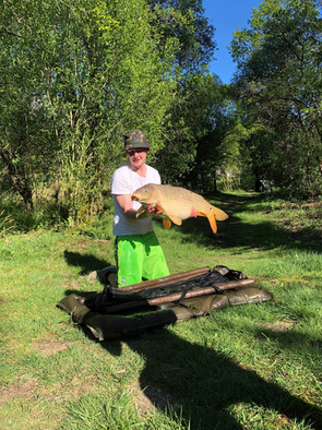 Exclusive Carp fishing france with house and pool