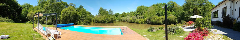 Exclusive carp fishing holiday france with house and pool