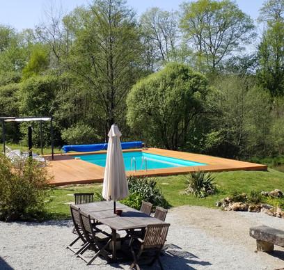 Les Gravelles Swimming Pool