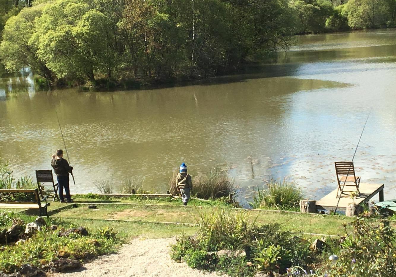 Carp Fishing at Les Gravelles