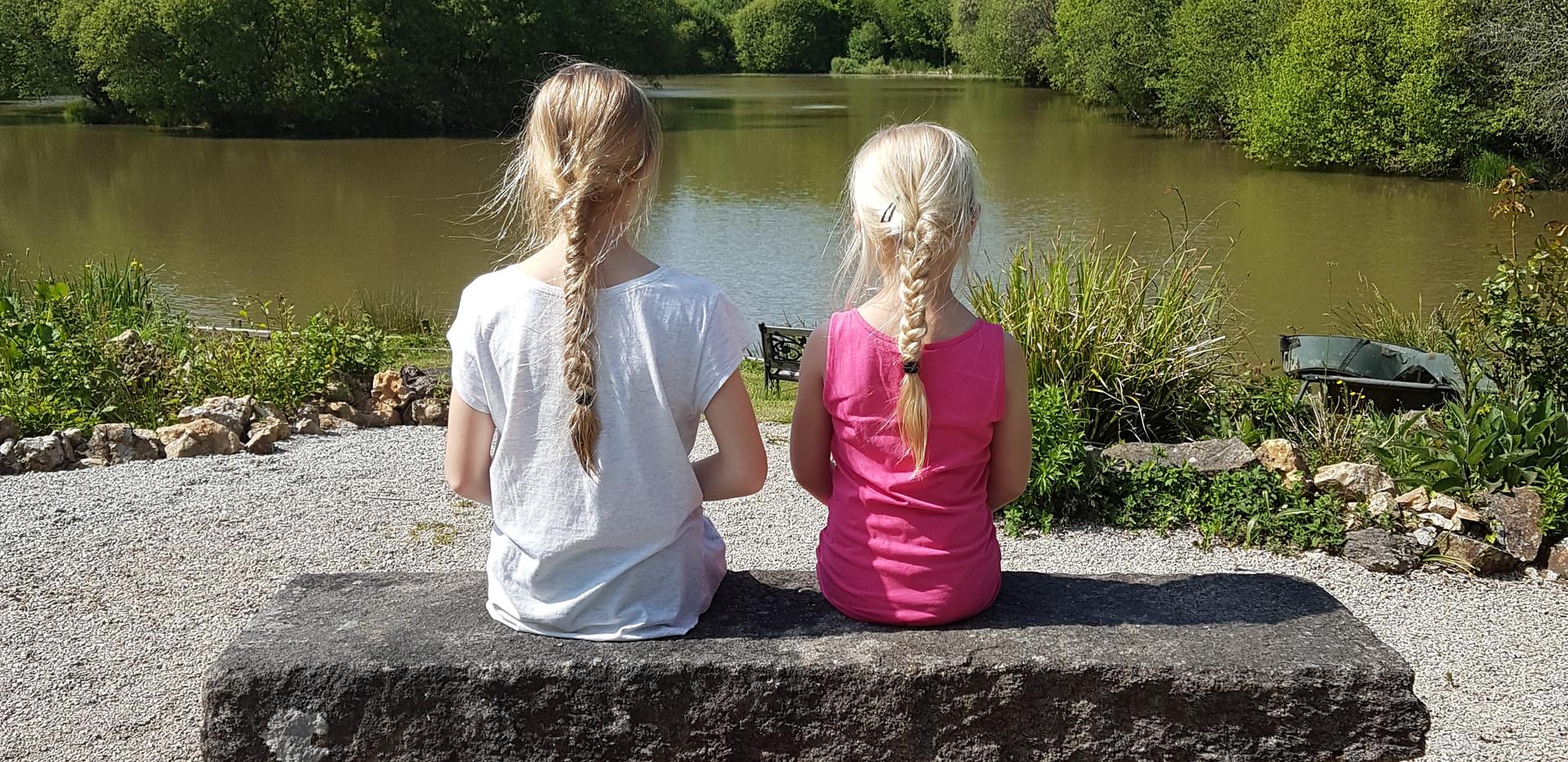 Les Gravelles Lake
