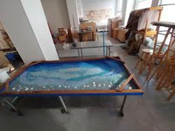Paper-making studio