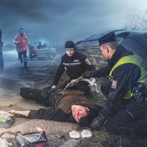 reklama policie ČR