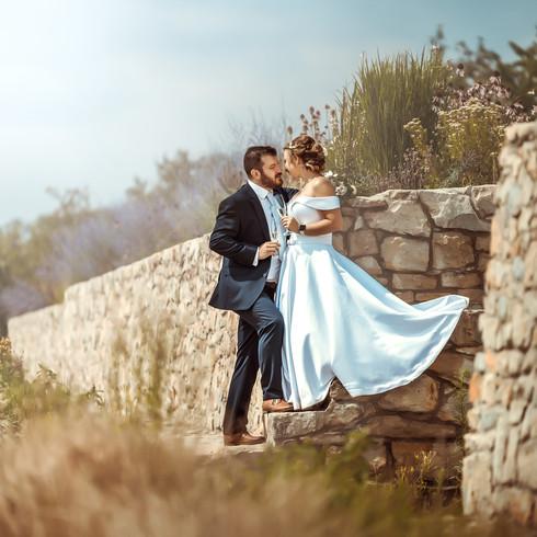 svatba Jakuba a Kateřiny