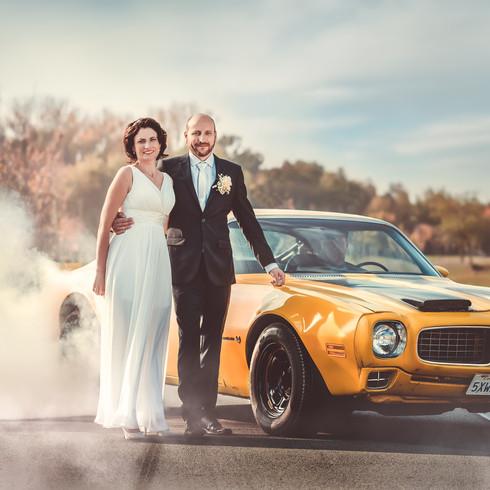 svatba Lucie a Martin