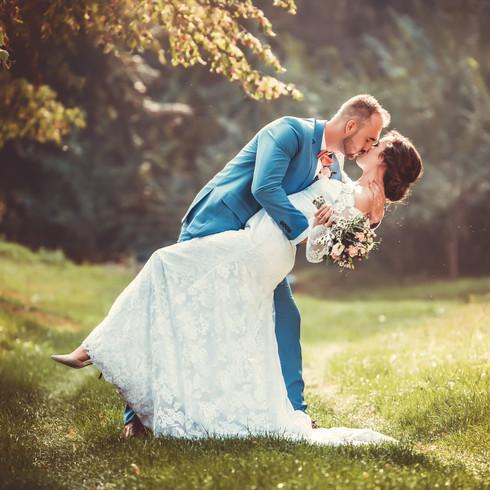 svatba Honzika a Danči