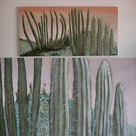 acrylic on canvas._._._._._#painting #ar
