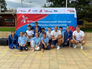 AQUASTAR's U15-Wasserballer erobern 5. Rang in der Schweizer Meisterschaft