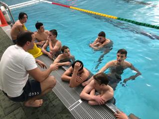 AQUASTAR U17: Junioren besiegen Lugano!!!