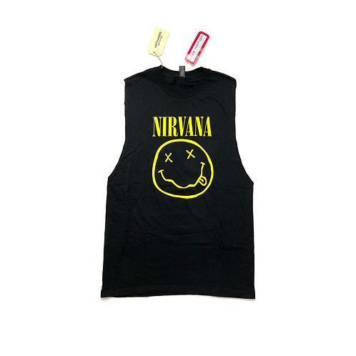 Nirvana Sleeveless T Shirt