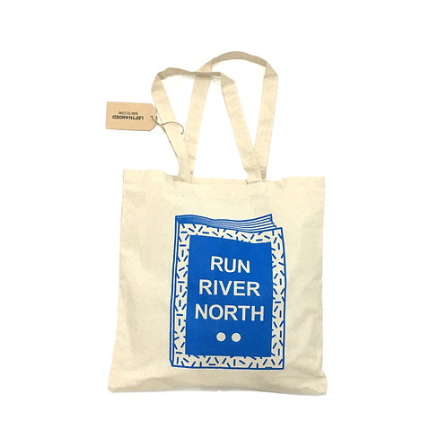 Run River North Tote Bag
