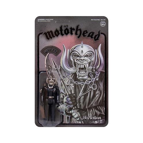 Motörhead Reaction Figure