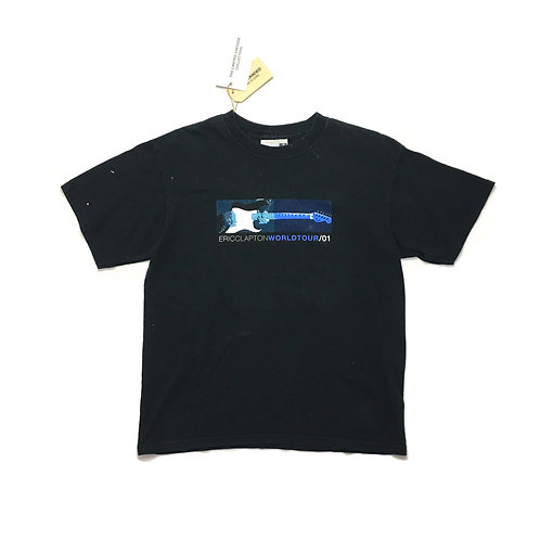 Eric Clapton T Shirt (Vintage shirt from 2001, Used, 70%New)