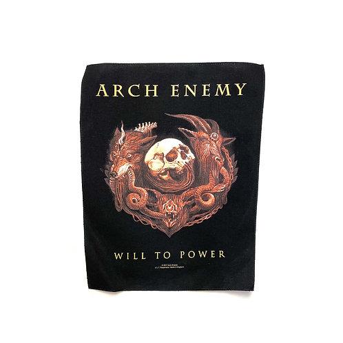 Arch Enemy Back Patch