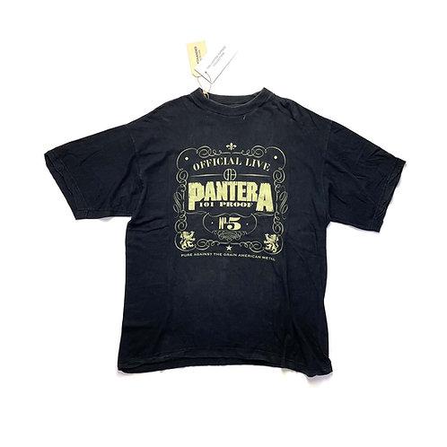 Pantera T Shirt (Vintage shirt from 1997, 80% New)