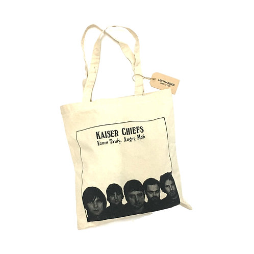 Kaiser Chiefs Tote Bag