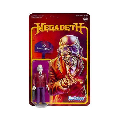Megadeth Reaction Figure