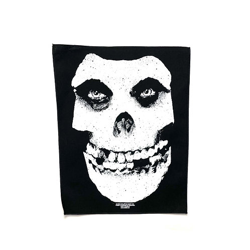 Misfits Back Patch