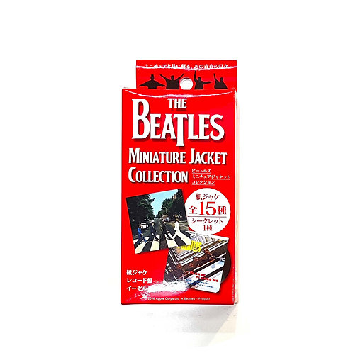 The Beatles Vinyl Figure (Random Cover)